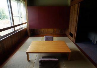 和室でごろっと