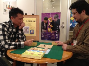 御所坊囲碁名人戦記念イベント「有馬玩具博物館 ゲームの日」