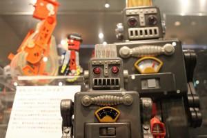 玩具博物館 ロボット