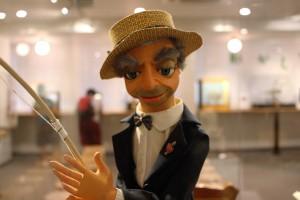 玩具博物館 パーカー
