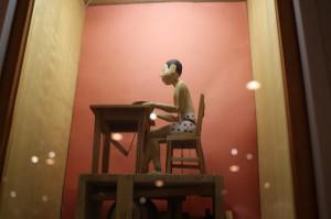 玩具博物館 オートマタ裸